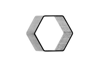 hexagonal tube